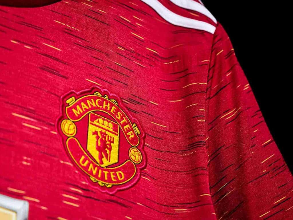 Adidas Công Bố Mẫu Áo Bóng Đá Sân Nhà Clb Manchester United Mùa 2020/2021