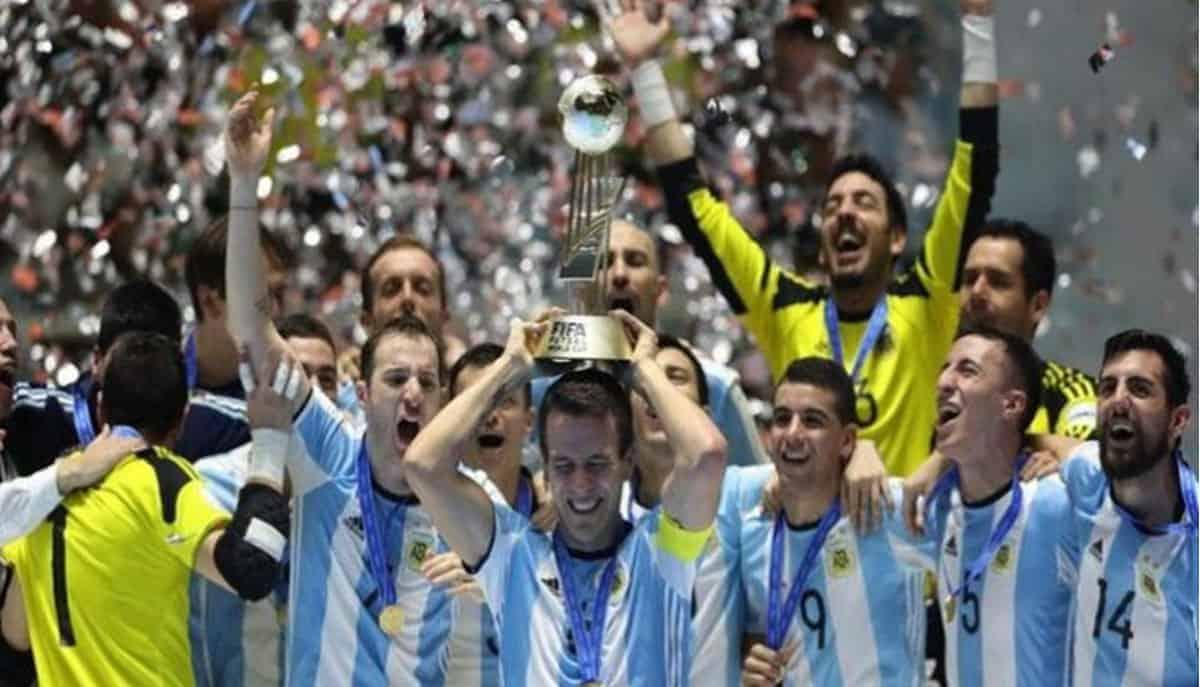 đội tuyển bóng đá argentina